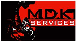 MDK Services Logo
